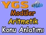 Modüler aritmetik konu anlatımı videosu