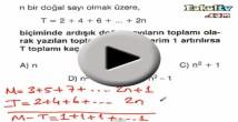 Temel kavramlar çözümlü sorular video