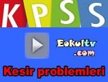 Kpss kesir problemleri çıkmış soru problemleri