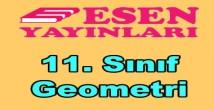 11. sınıf geometri konu anlatımlı kitap Esen Yayınları