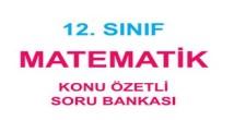 12. sınıf matematik soru bankası Esen Yayınları