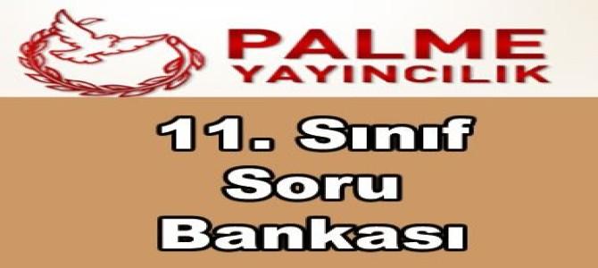 Palme yayınları 11. sınıf soru bankası kitapları