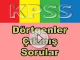 Kpss geometri dörtgenler çıkmış soru çözümleri
