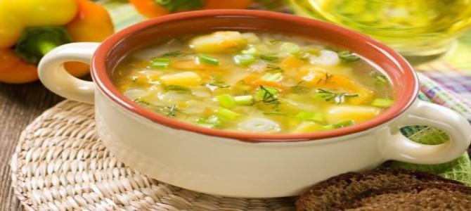 Kışlık Sebze Çorbası