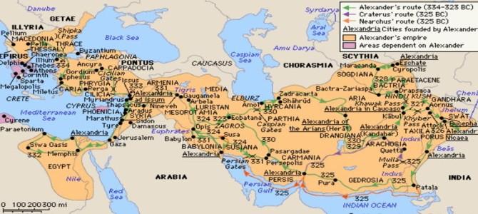 Helenistik Dönem ve Büyük İskender