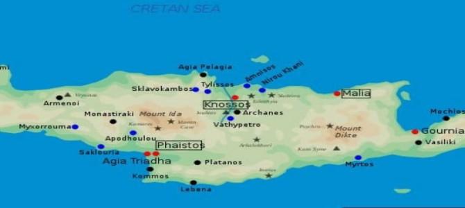 Girit Uygarlığı (MÖ. 3500 – 1200)