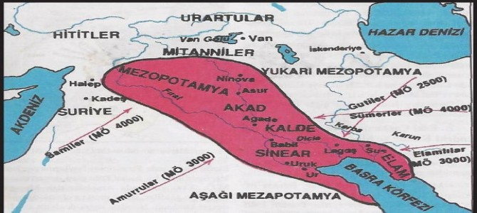 Mezopotamya Uygarlığı