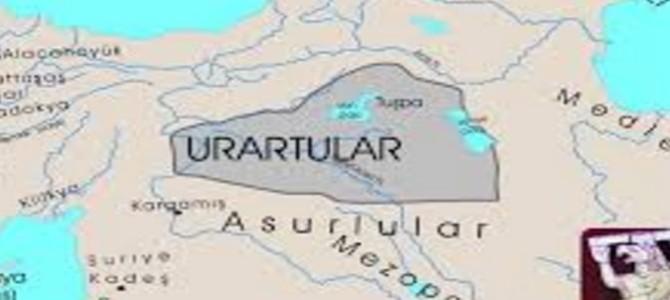 Urartular (MÖ 900 – MÖ 600)