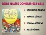 Dört Halife Dönemi (632 – 661)