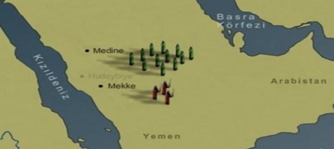 Hudeybiye Barış Antlaşması (628)