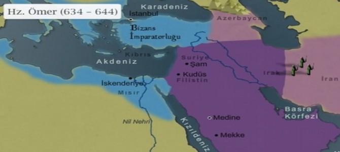 Hz. Ömer Dönemi (634 – 644)
