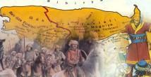 İlk Türk Devletlerinde Ordu Teşkilatı