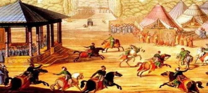 İlk Türk Devletlerinde Sosyal Hayat