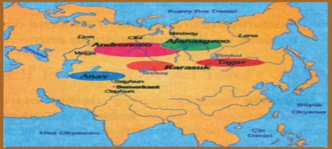 Orta Asya'daki ilk Kültür Merkezleri