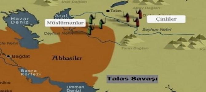 Talas Savaşı (751)