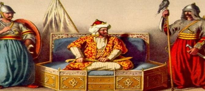İlk Türk Devletlerinde Devlet Yönetimi