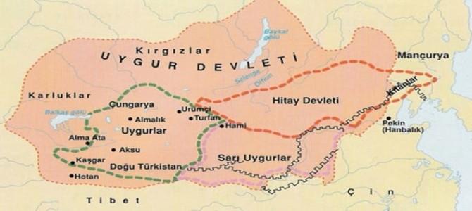 Uygurlar (745 – 840)
