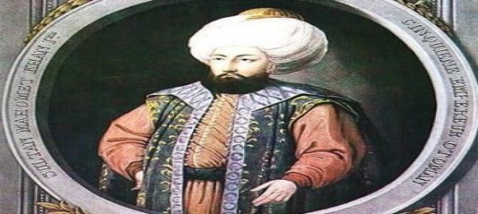 1. Mehmet (Çelebi) Dönemi (1413 – 1421)