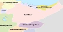 Eretnaoğulları Beyliği(1335 – 1381)