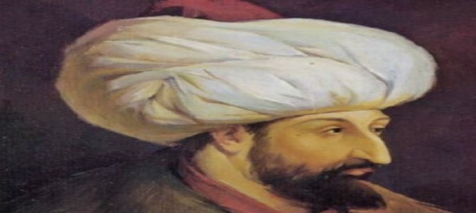 Fatih Sultan Mehmet (2. Mehmet) Dönemi