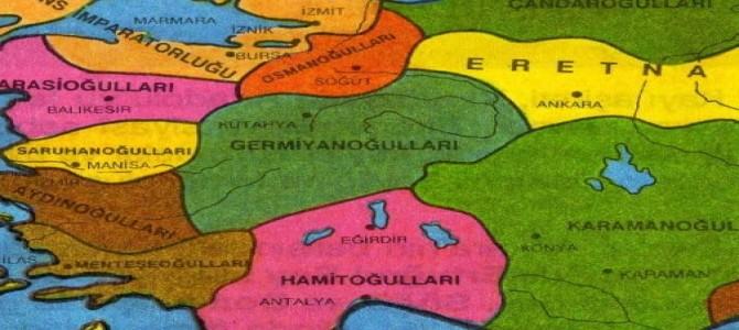Germiyanoğulları Beyliği (1299 – 1429)