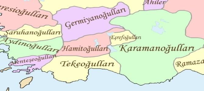Hamitoğulları Beyliği (1300 – 1423)