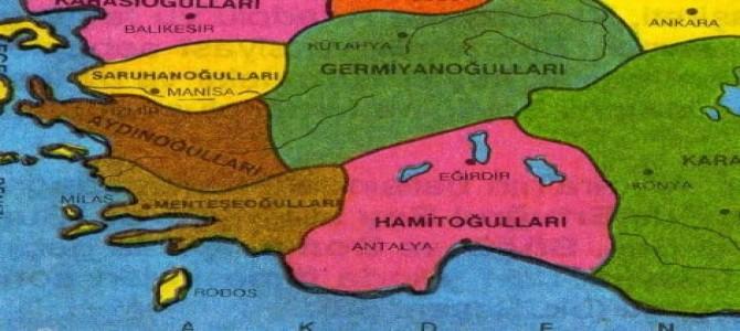 Menteşeoğulları Beyliği (1261 – 1424)