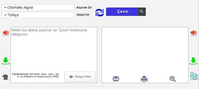 Teknolojinin Çeviri Alanında Kullanımı