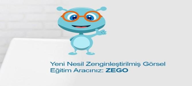 Yeni Nesil Eğitim Platformu ZEGO Yayında