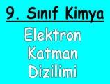 Elektron Katman Dizilimi