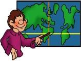 Haritalarda uzunluk ve alan hesaplamaları