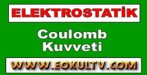 Coulomb Kuvveti (Elektriksel Kuvvet)
