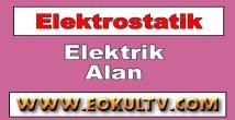 Elektrik Alan 9. Sınıf