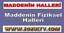 Maddenin Fiziksel Halleri