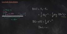 İş ve Enerji Video konu anlatımı 11. sınıf fizik