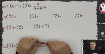 Kombinasyon (Seçme) Konu Anlatımı video 10. sınıf matematik