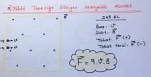 Yüklü Parçacıkların Manyetik Alandaki Hareketi video konu anlatımı 11. sınıf fizik