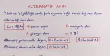 Alternatif Akım video konu anlatımı 11. sınıf fizik