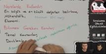 9. Sınıf Birinci Dereceden Eşitsizlikler Video