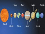 Güneş Sistemi 6. Sınıf
