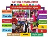 Kültürel Özelliklerimiz 5. Sınıf