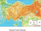 Türkiye'nin Fiziki Özellikleri 6. Sınıf