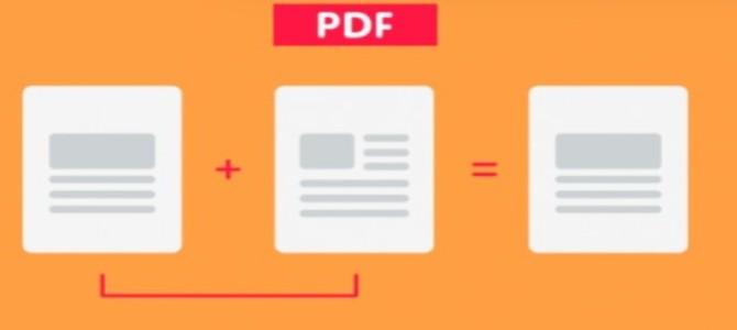 PDF Birleştirme, PDF Nasıl Birleştirilir?