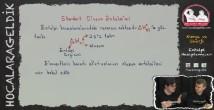 Oluşum Entalpisi 11. sınıf kimya