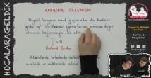 Karbonil Bileşikleri konu anlatımı video 12. sınıf kimya