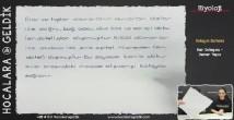 Kan Dolaşımı – Damar Yapısı konu anlatımı video 11. sınıf biyoloji