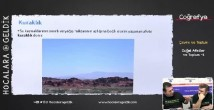 Çevre ve Toplum konu anlatımı video 10. sınıf coğrafya