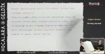 Starling Hipotezi konu anlatımı video 11. sınıf biyoloji