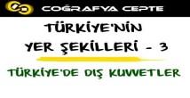 Türkiye'de Dış Kuvvetler konu anlatımı video 10. sınıf coğrafya
