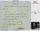 Tuzlar Özellikleri ve Kullanım Alanları 10. sınıf kimya